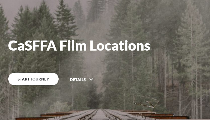 CaSFFA Film Locations interactive