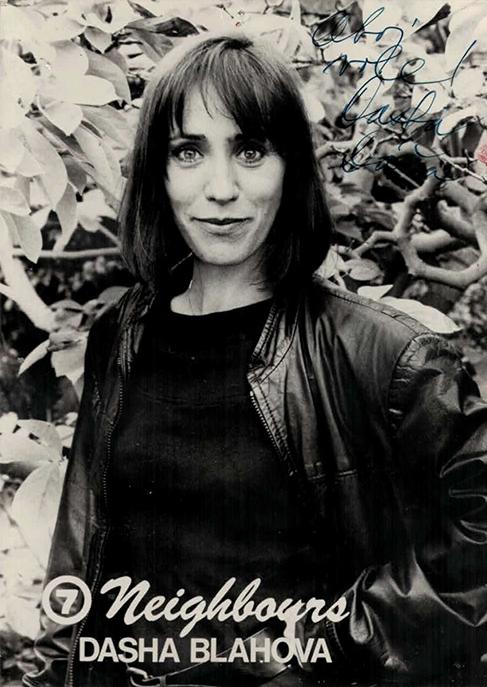 Dagmar Bláhová as Maria Ramsay in Neighbours